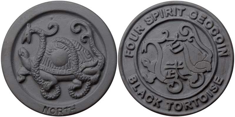 Four Spirit 2 - Black Tortoise