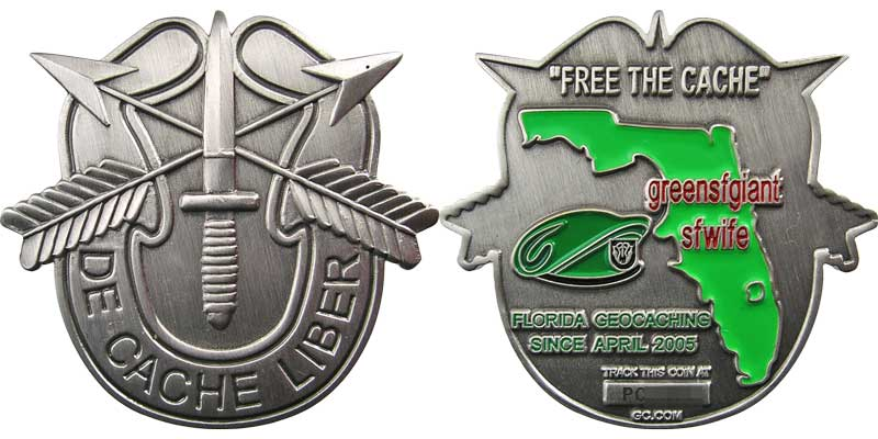 Free The Cache (Silver)
