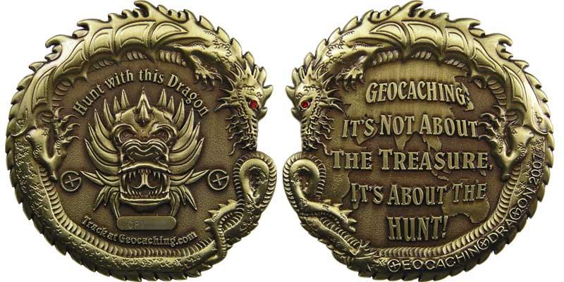 GeocachingDragon 2007 (Gold)