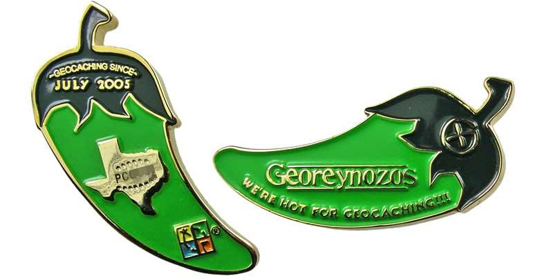 Georeynozos - Green