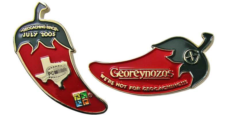 Georeynozos - Red (Gold)