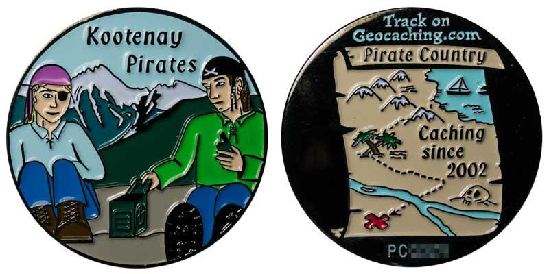 Kootenay Pirates 2007