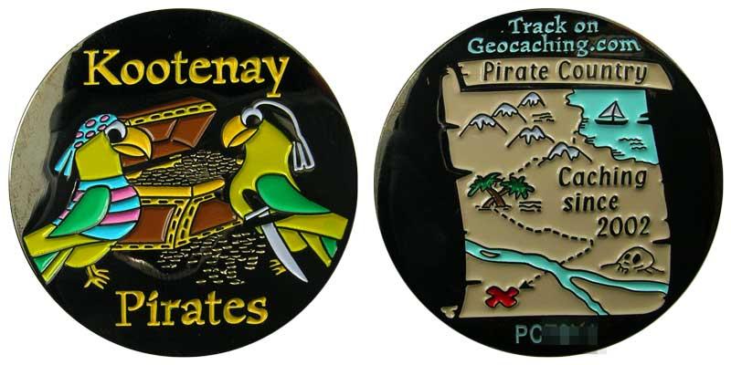 Kootenay Pirates 2008