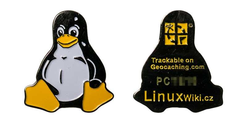 Linux Tux Micro