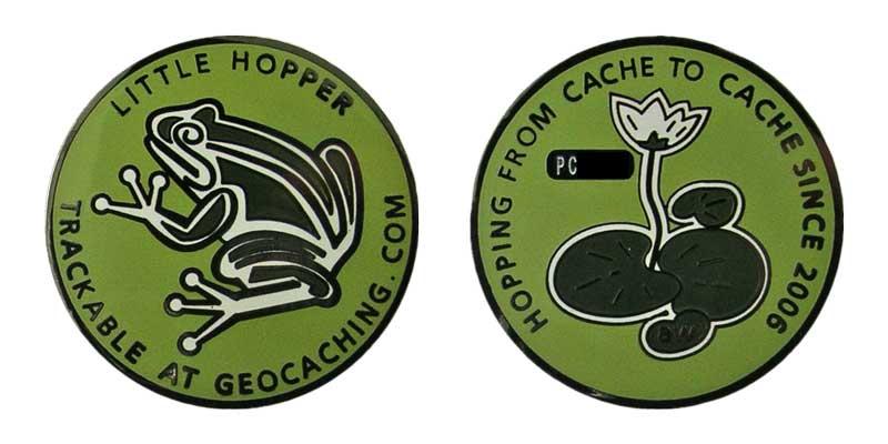 Little Hopper v.1 (Dark Green)