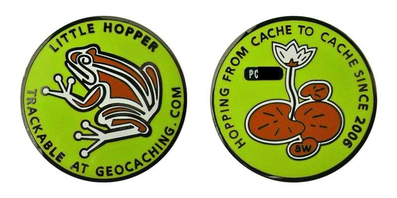 Little Hopper v.1 (Light Green)