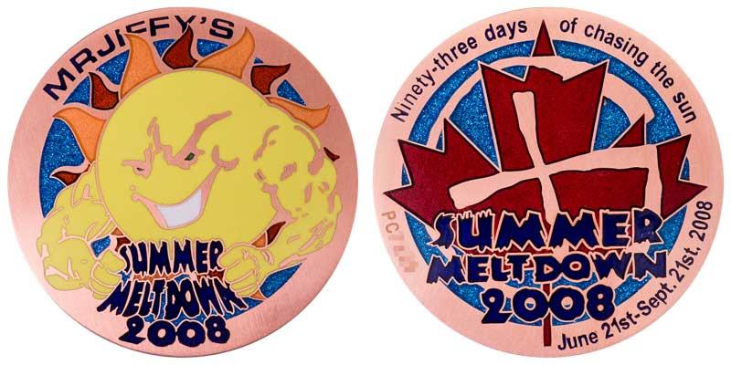 Mr. Jiffy's Summer Meltdown