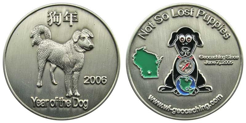 Not So Lost Puppies (Silver)