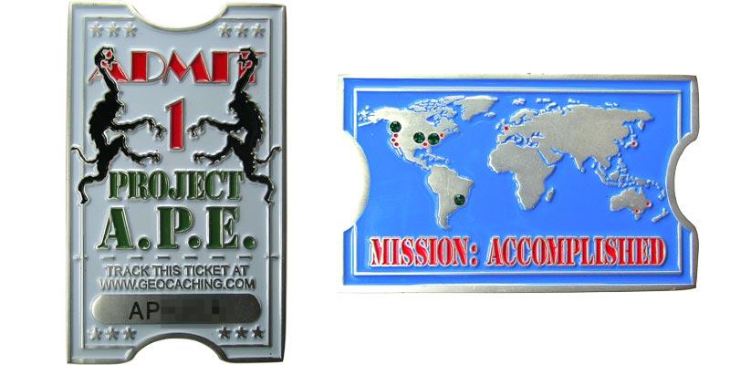 Project A.P.E. (Silver)