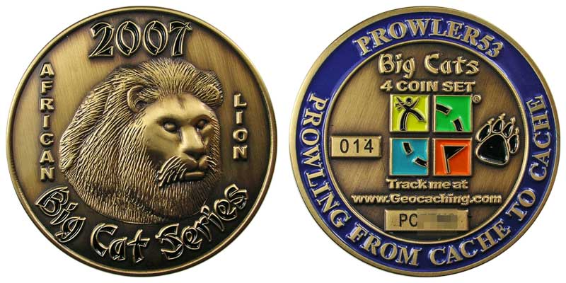 Prowler53 - African Lion