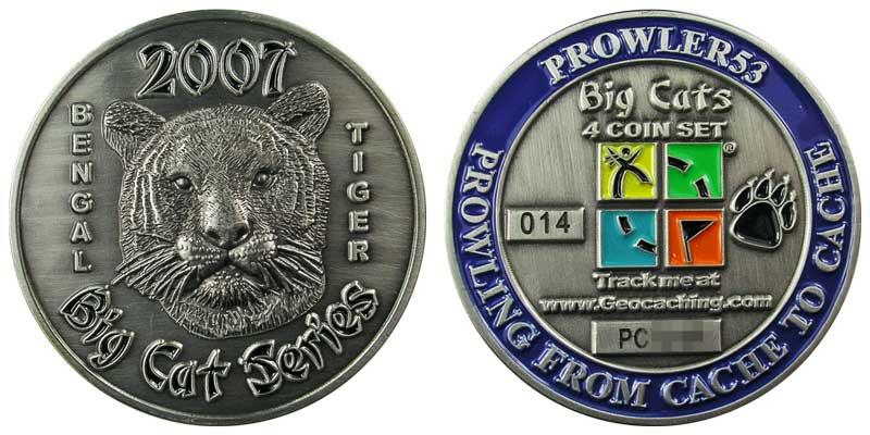 Prowler53 - Bengal Tiger