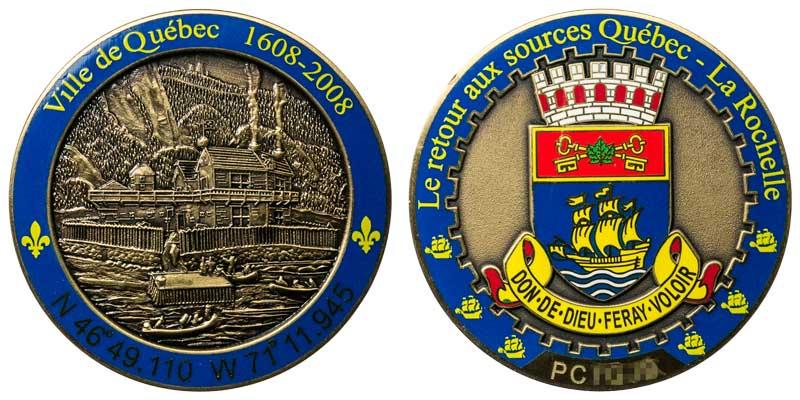 Quebec 1608-2008
