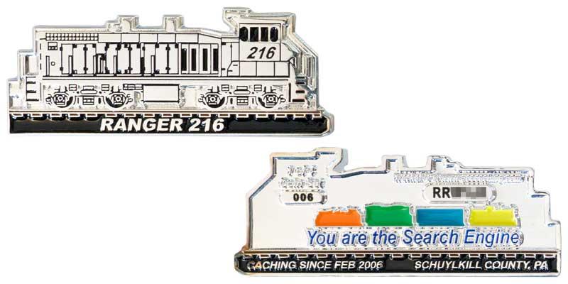 Ranger216 Trainset #S1