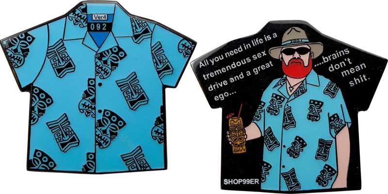 Shop99er v.4 - Blue Hawaii