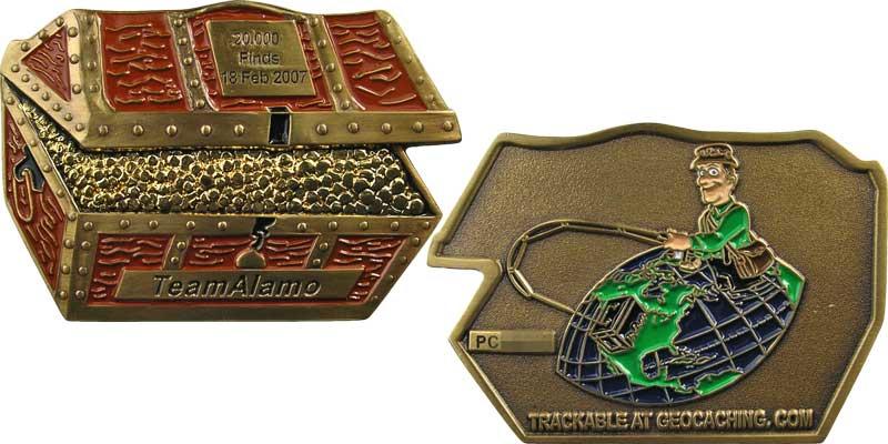 Team Alamo 20K (Gold)