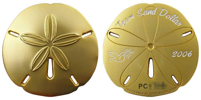 Team Sand Dollar 2006B (Gold)