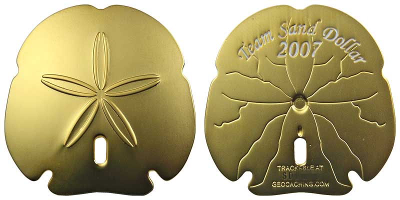Team Sand Dollar 2007 (Gold)