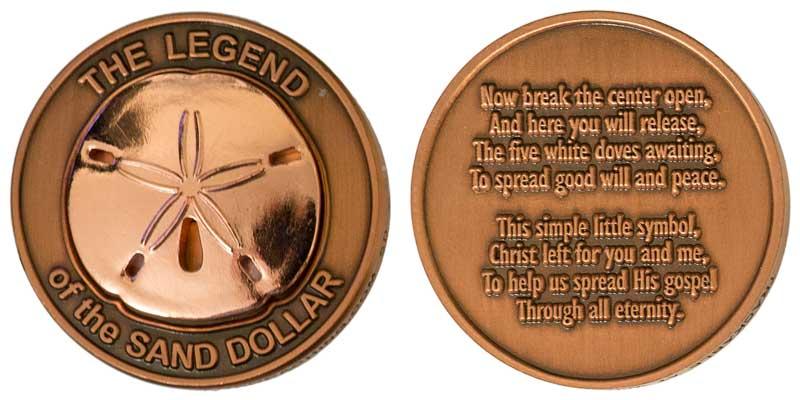Team Sand Dollar 2007B (Copper)
