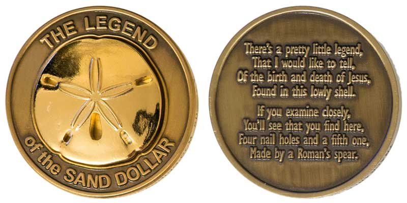 Team Sand Dollar 2007B (Gold)