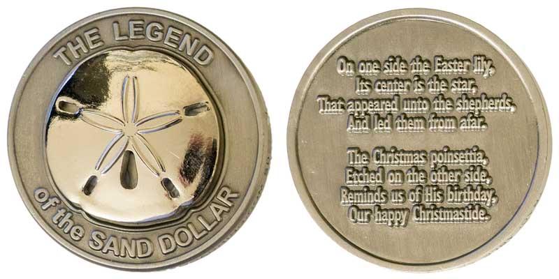 Team Sand Dollar 2007B (Silver)