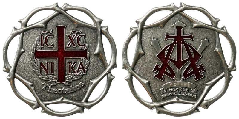Theotokos (Silver)