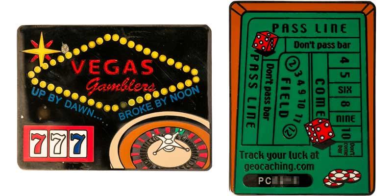 Vegas Gamblers (Black)